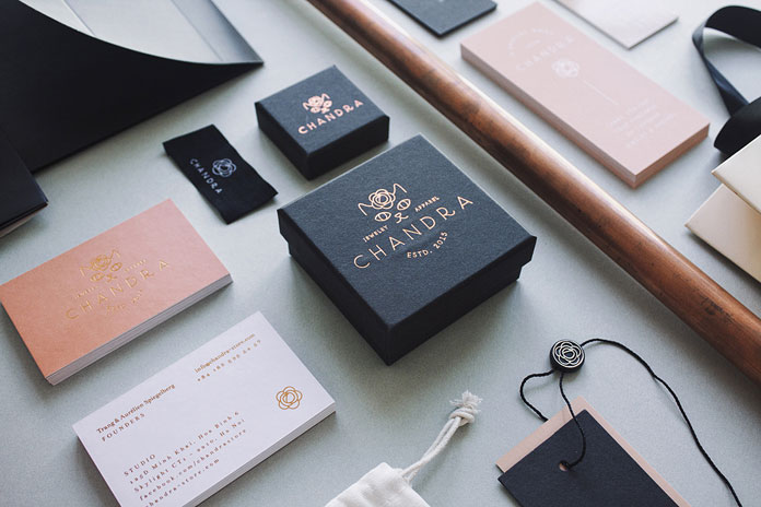 The Singapore based agency has developed a range of printed collateral and packaging materials.