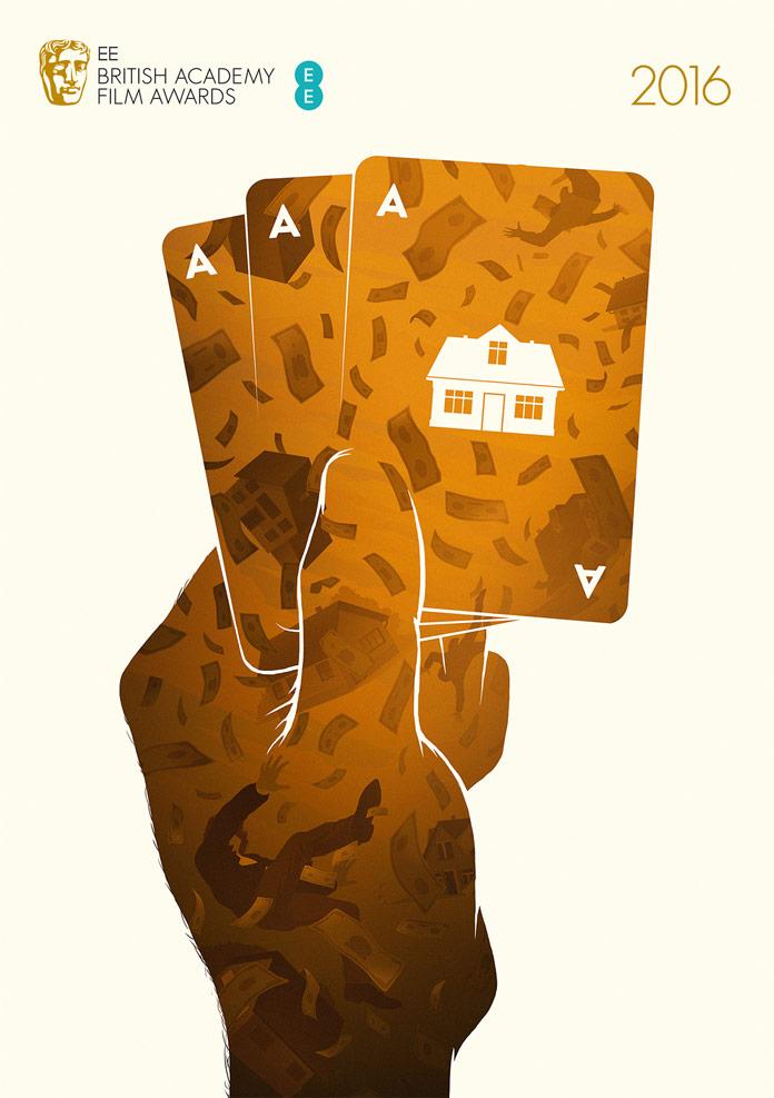 Big Short – illustrative poster artwork.