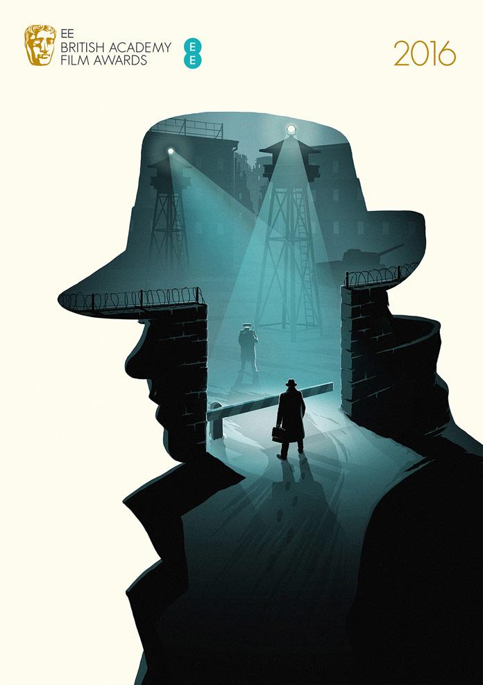 Bridge of Spies – movie poster design.