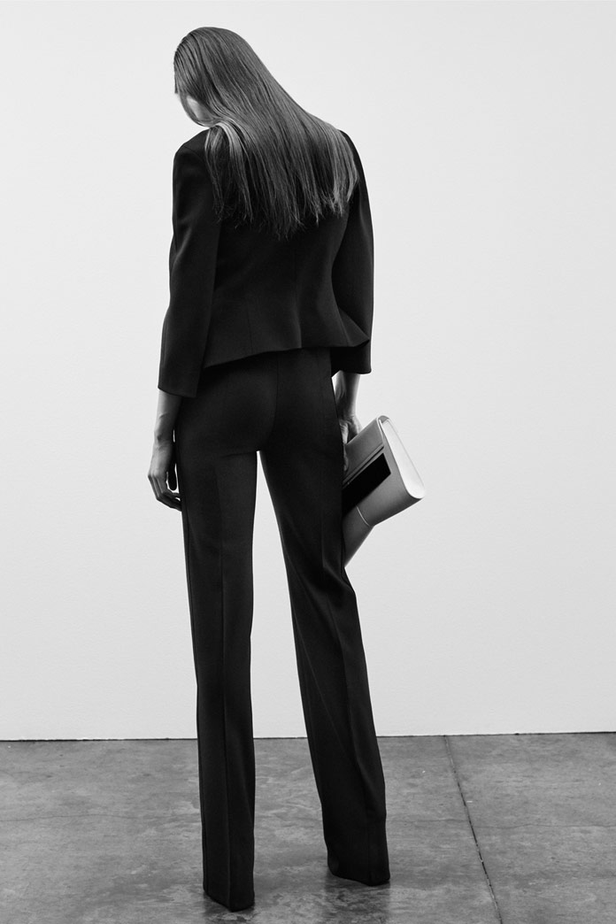 Narciso Rodriguez Resort 2016 collection.