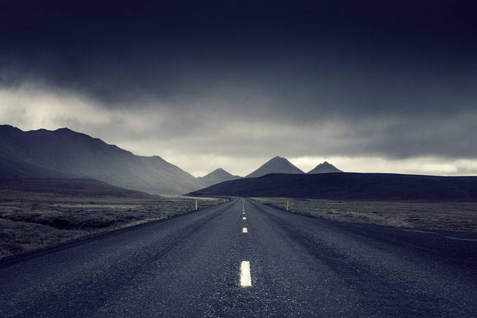 Road tripping along Iceland is always an exciting experience.