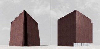 Silent Architecture by Simon Ungers in collaboration with Thorsten Roettger and Sven Roettger.
