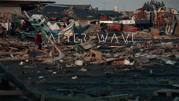 After Wave, a short film documenting the consequences of the Tsunami that struck the northeast coast of Japan in March 2011.