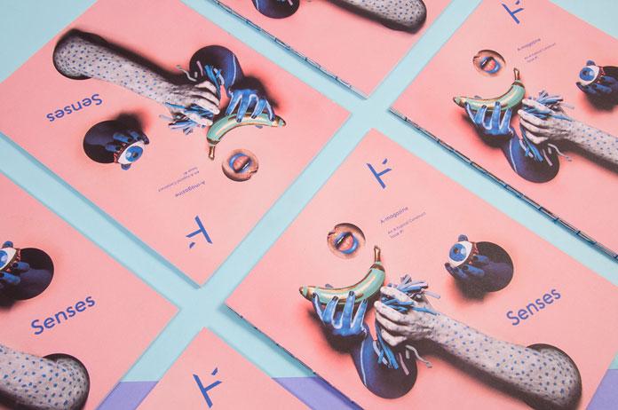 The A-magazine: Senses Issue.