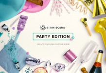This is the party edition custom scene generator by Román Jusdado.