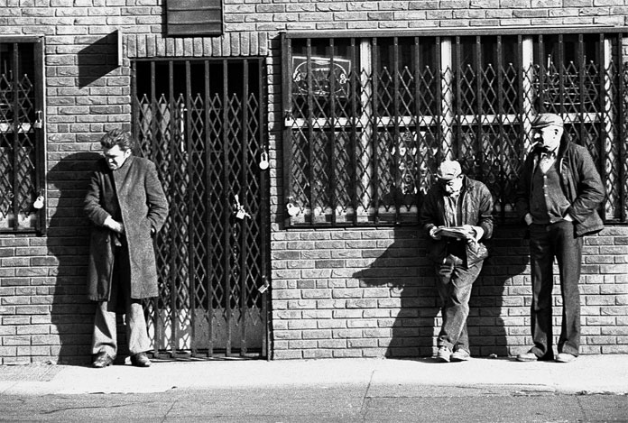 Images of new york city in the 1970s by photographer leland bobbé