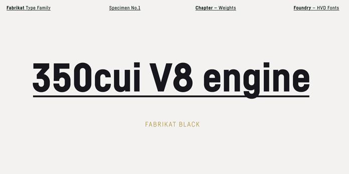 Fabrikat Black