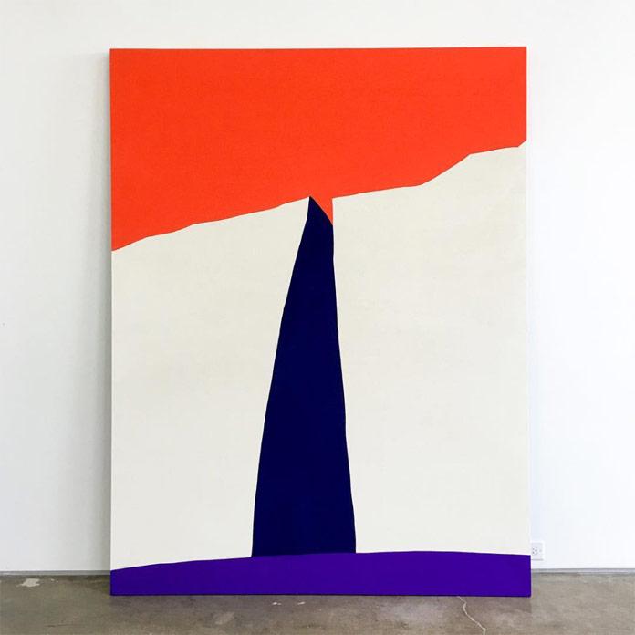 Large scale artwork by Paul Kremer.