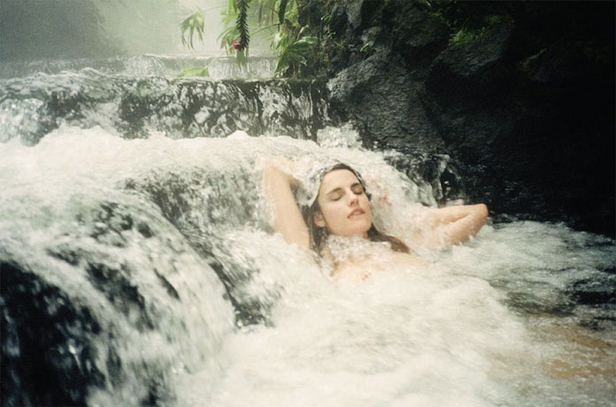 Ana in Costa Rica, a picture taken by artist and photographer Amanda Charchian in 2012.