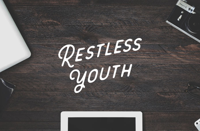 Restless Youth, a great bundle of typefaces for little money.