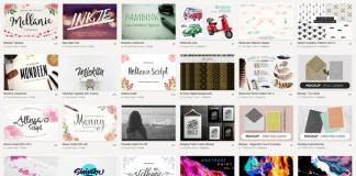 Creative Market's April 2016 big bundle is out! Save money and get 87 top products (worth $1,283) for just $39.