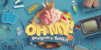 Oh My! Designer's Toolkit Creator for Adobe Photoshop.