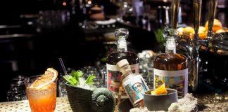 Swedish bar Tap Room serves cocktails on tap.