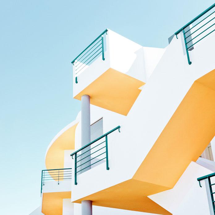 Matthias Heiderich Minimalist Architecture Photography