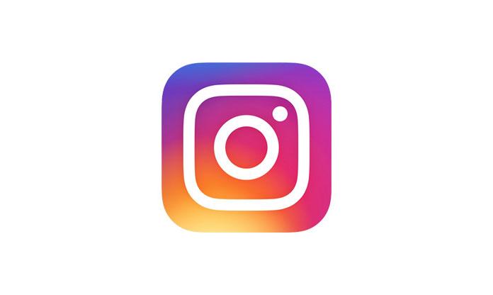 The new Instagram logo.