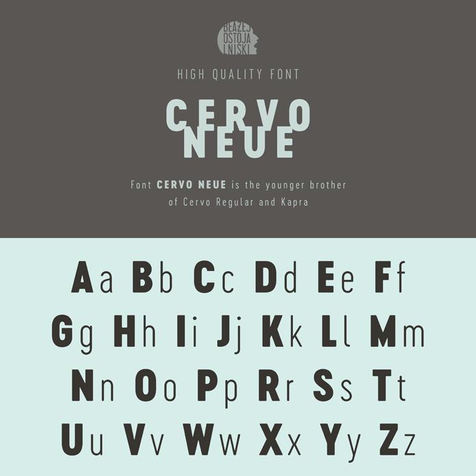 Cervo Font free Download java tamil mobile