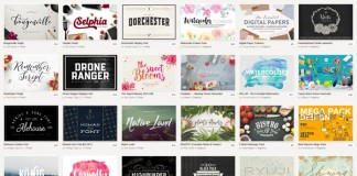 Creative Market May Big Bundle 2016.