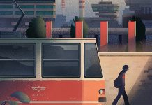 Eastern Bloc by Marcin Wolski.