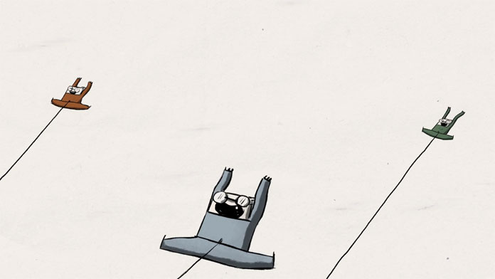 Wind – animated short film by Robert Löbel.