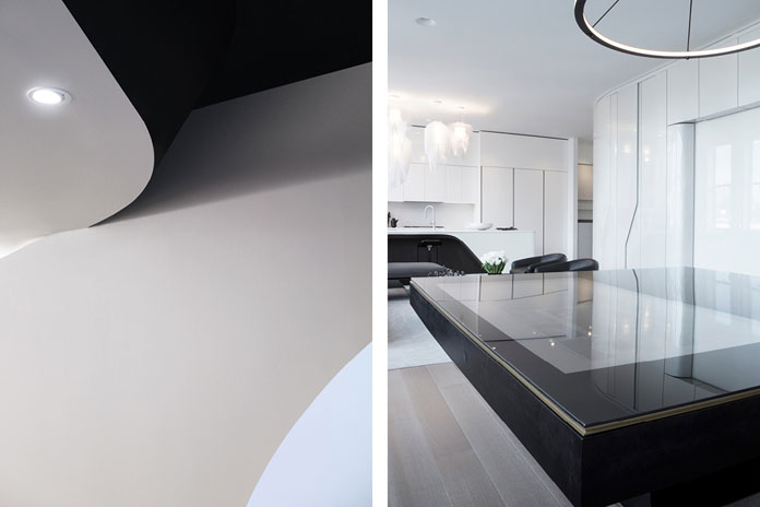 Zaha hadid 520 w 28th for Luxury new york city real estate