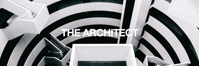 The Architect – Photo by Mattsort.
