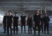 Iron Skulls Co dance group.
