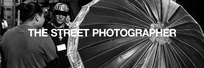 The Street Photographer – Image by Mattsort.