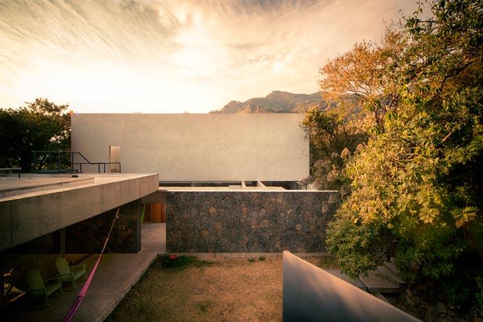 A luxurious retreat designed by EDAA.