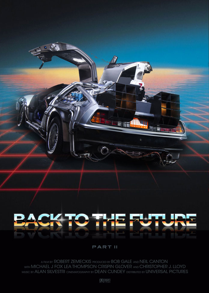 Back To The Future – Part II.