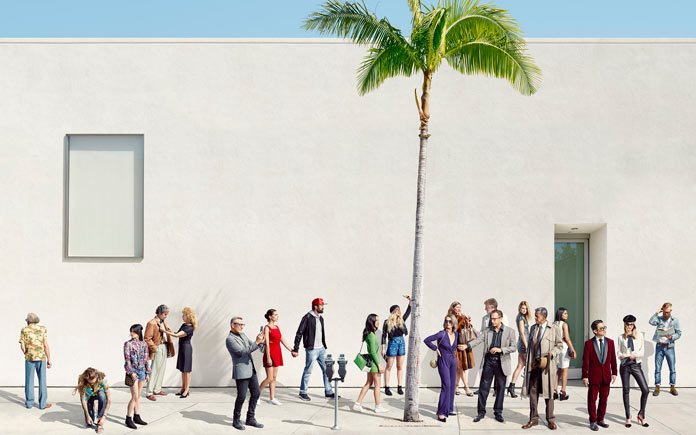 Beverly Hills Gallery – image by Dean West.