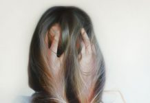 Paintings by Dutch artist Roos van der Vliet.