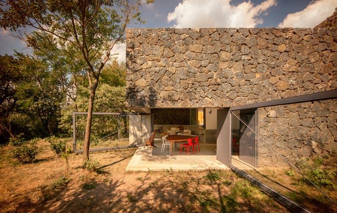 Private home in Mexico.