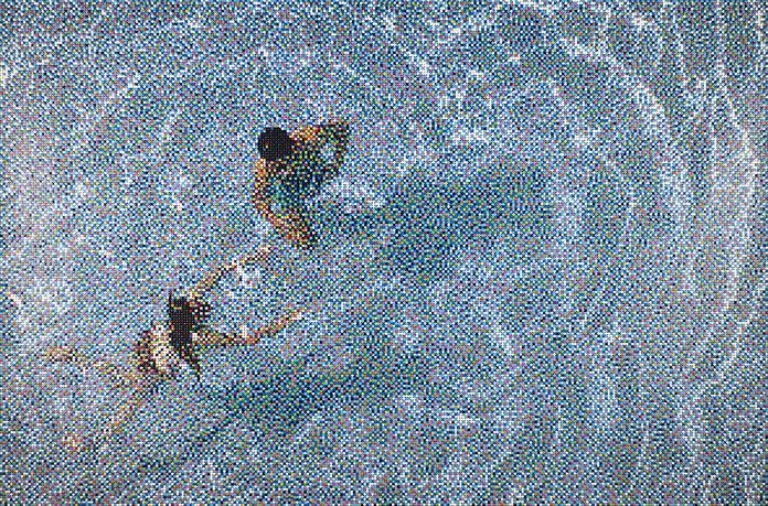 William Betts, Untitled Swimming Pool XX, 2016.