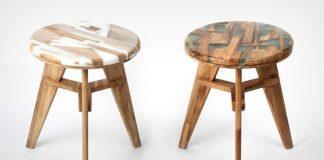 Zero per stool by Hattern.