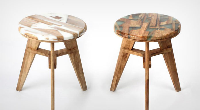 Comment on Eco-Friendly Furniture Made from Offcuts by Cristina Jane