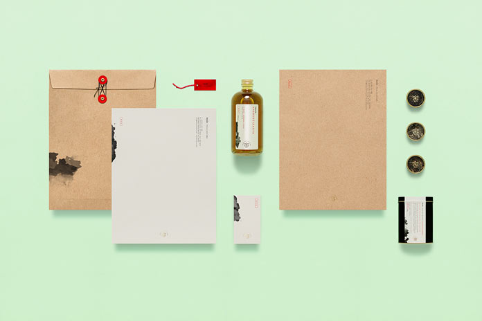 Tesis – packaging, stationery, and communication design.