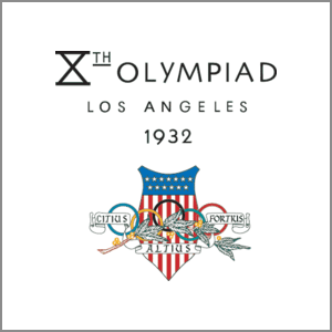 1932 Summer Olympics Los Angeles, United States