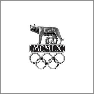 1960 Summer Olympics Rome logo