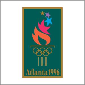 1996 Summer Olympics Atlanta logo