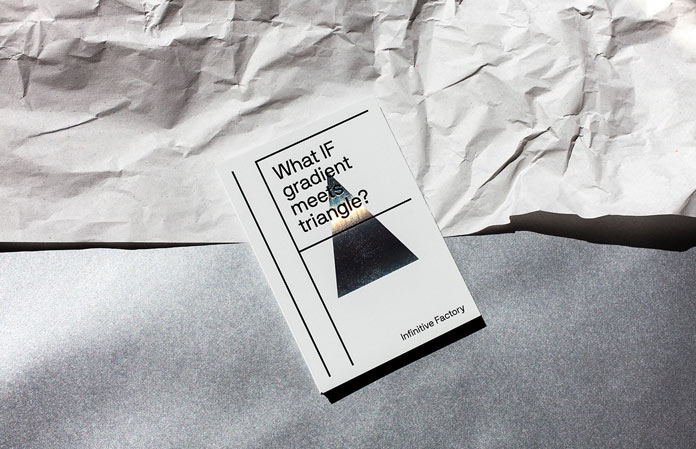 Creative letterpress design.