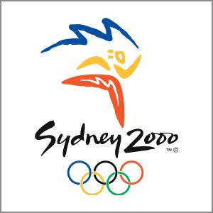 2000 Summer Olympics Sydney logo