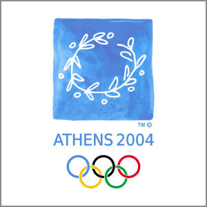2004 Summer Olympics Athens logo
