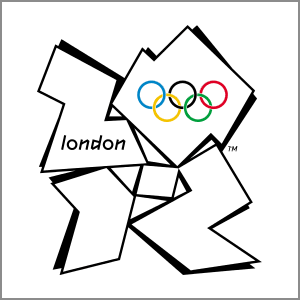 2012 Summer Olympics London logo