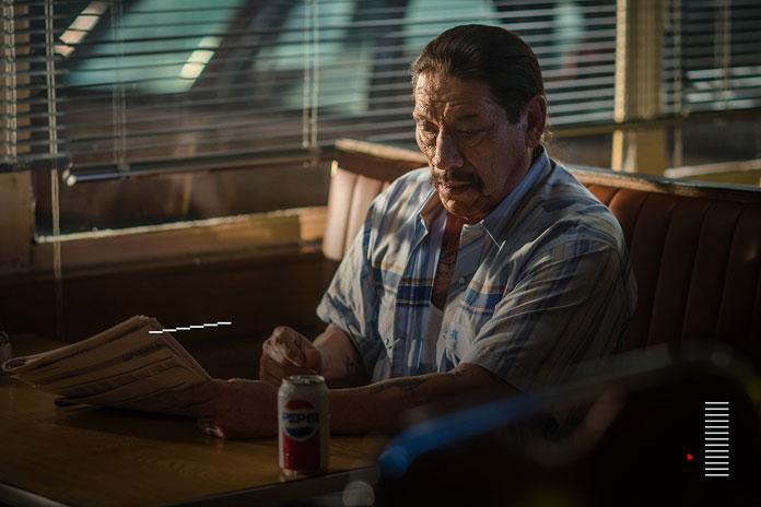 Mexican actor Danny Trejo.