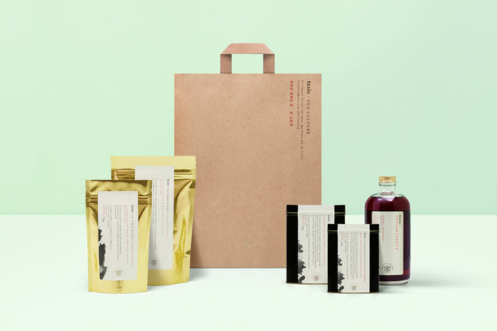 Packaging design.