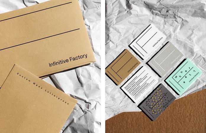 Branding by graphic design studio Bruch.