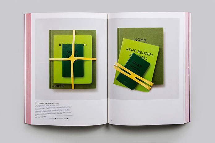 Palette 07: Monotone – New Single-Colour Design. The book definitely proves: less is more.
