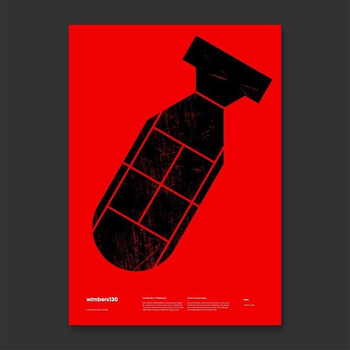 Bonus poster of the Wimbers130 series.