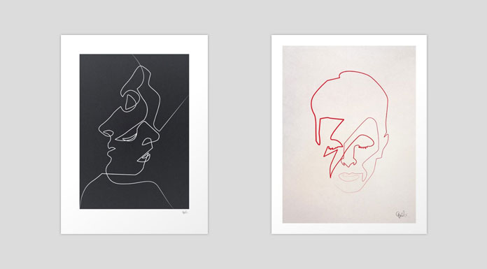 Art prints by Quibe.