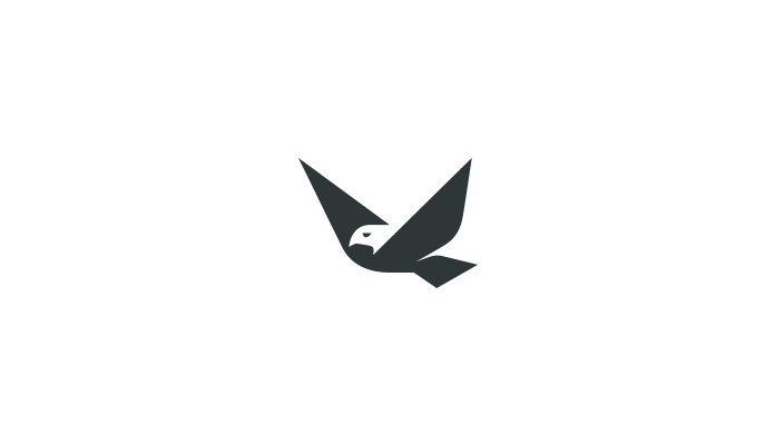 Negative Space Animal Logos By Bodea Daniel
